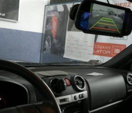 AUTORADEX - kamery i czujniki parkowania