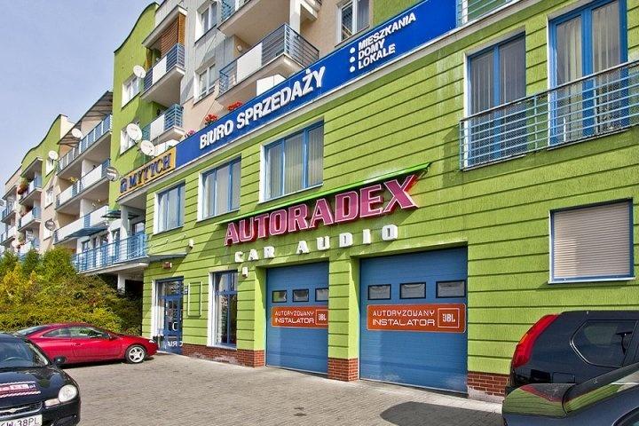 AUTORADEX - siedziba