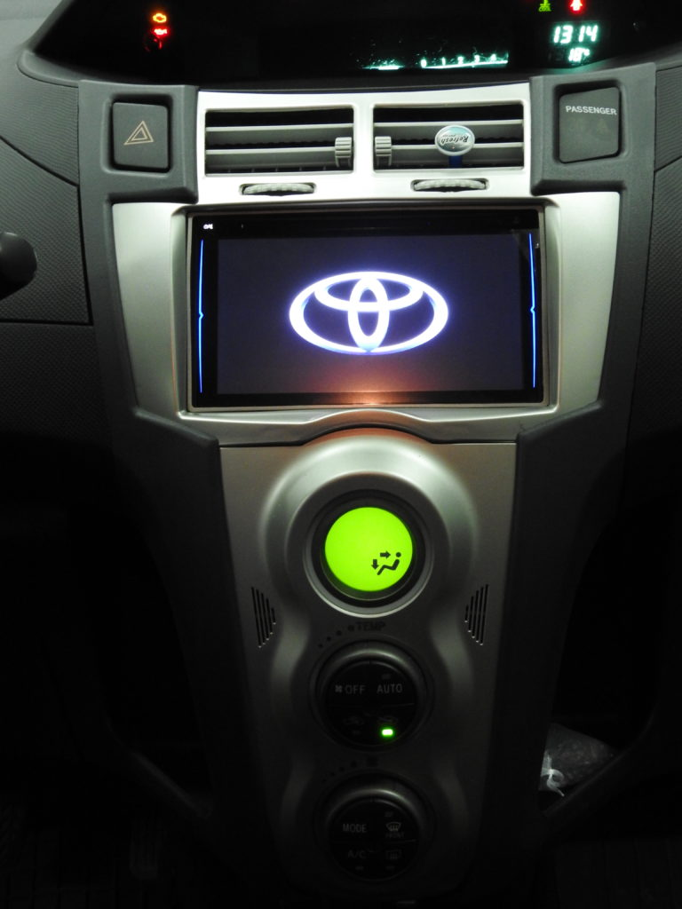 Ramki Radiowe - Toyota Yaris