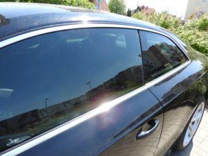 Audi A5 przyciemnianie szyb