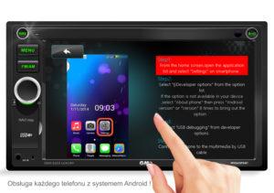 Obsługa każdego telefonu z systemem Android