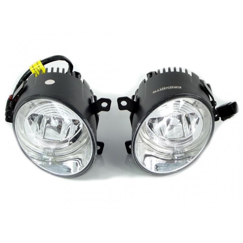 Światła do jazdy dziennej - DRL DUOLIGHT GOLF V GTI DL02