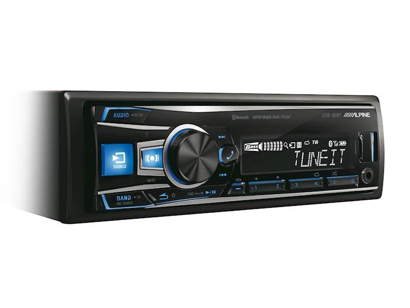 Radio samochodowe - Alpine UTE-92BT