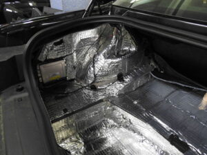 Dodge Challenger - Bagażnik 2