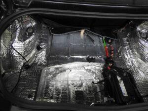 Dodge Challenger - bagażnik 1