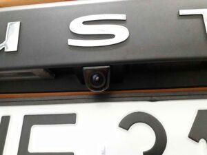 Kamera cofania podwieszana na śrubę