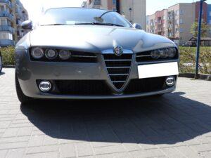 Alfa Romeo 159 - światła do jazdy dziennej DuoLight