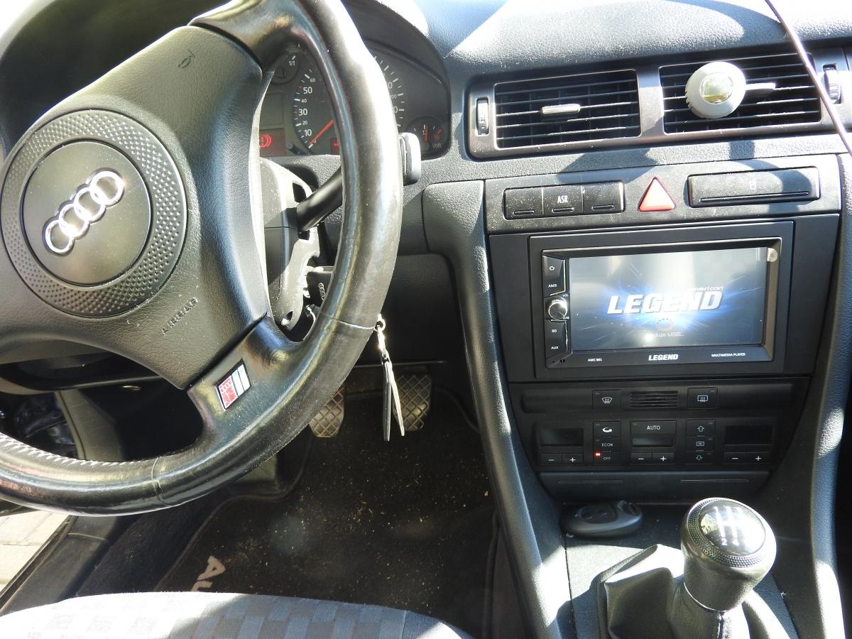 Audi A6 - American Legend AMC-661