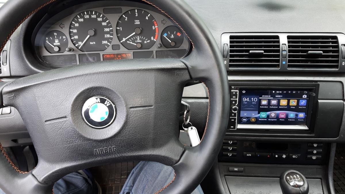 BMW 3 E46 - Rocker RC-1135