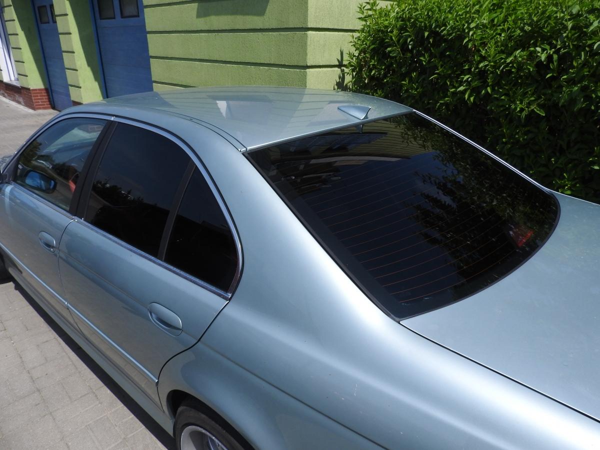 BMW E39 - Przyciemnianie Szyb