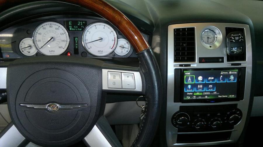 Chrysler - JVC
