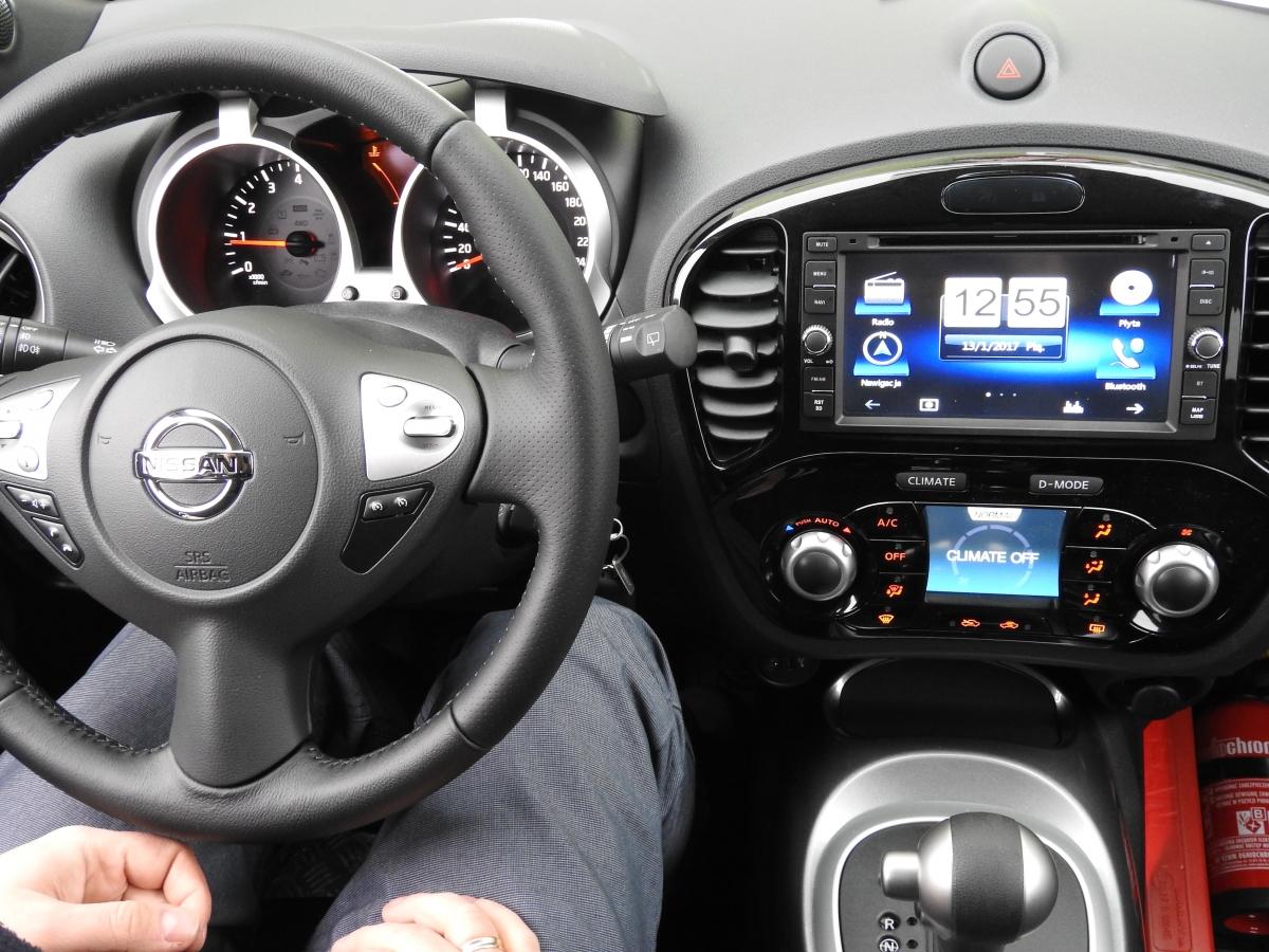 Nissan Juke - Adayo CE4KU7