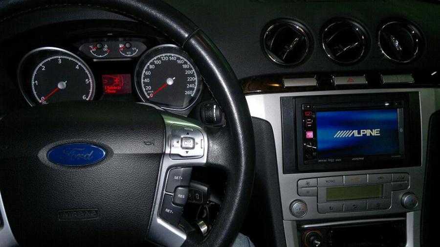 Ford Galaxy - Alpine