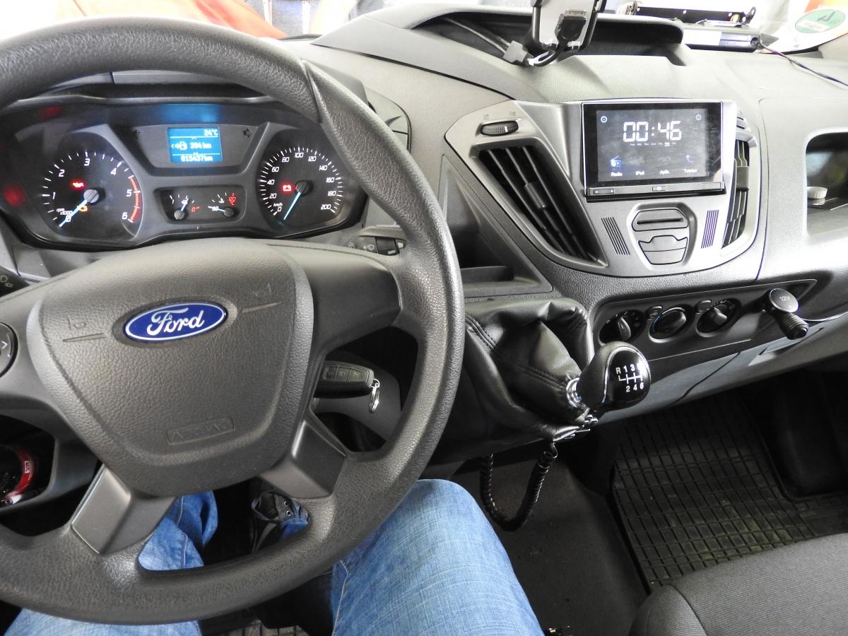 Ford Transit Custom - Pioneer