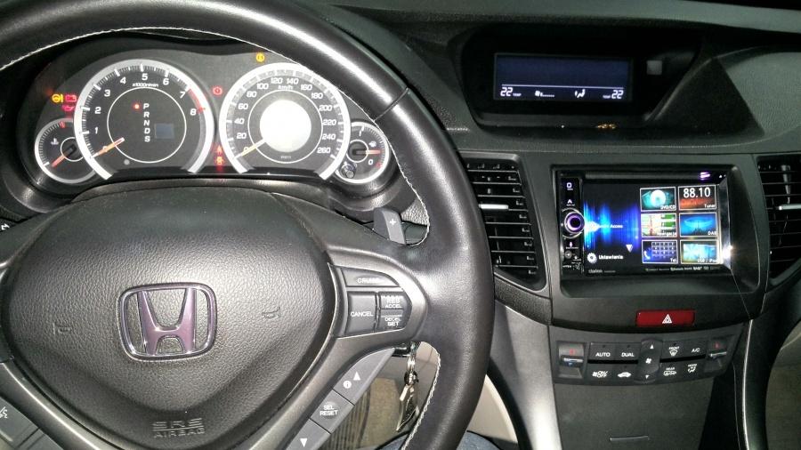 Honda - Clarion