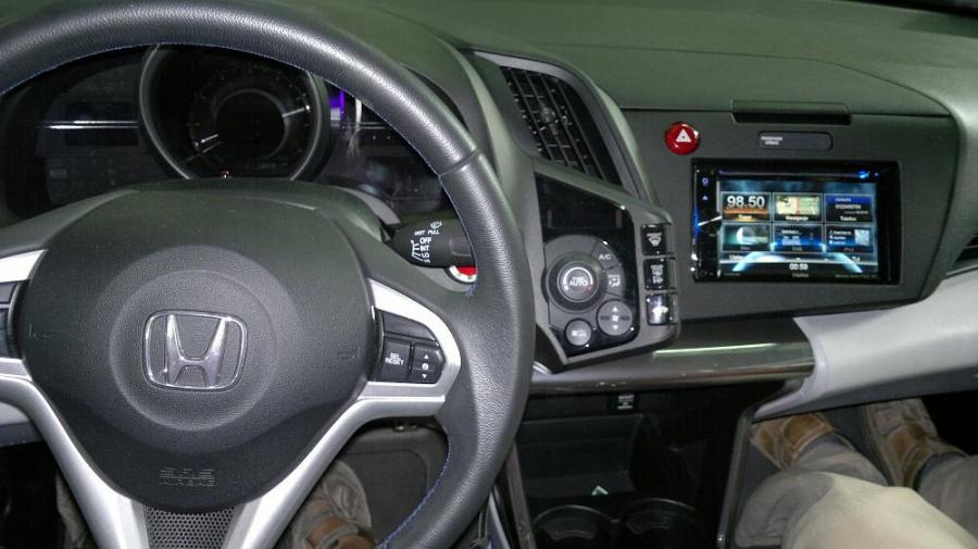 Honda CRZ - Clarion
