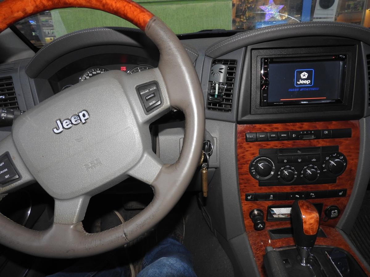 Jeep Grand Cherokee - GMS 6707