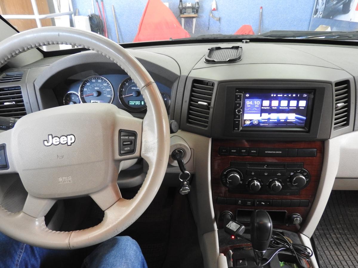 Jeep Grand Cherokee - Rocker RC 1135