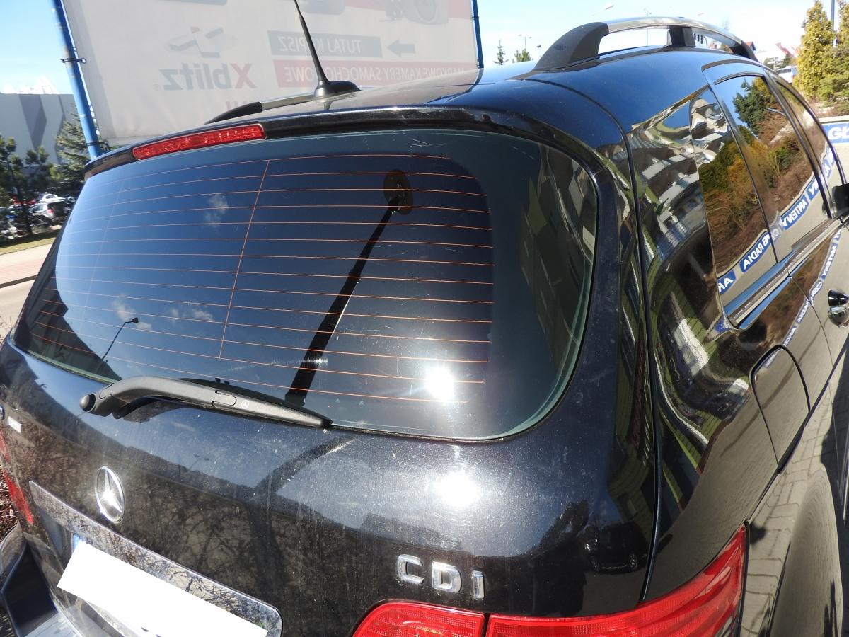 Mercedes B200 - Przyciemnianie Szyb