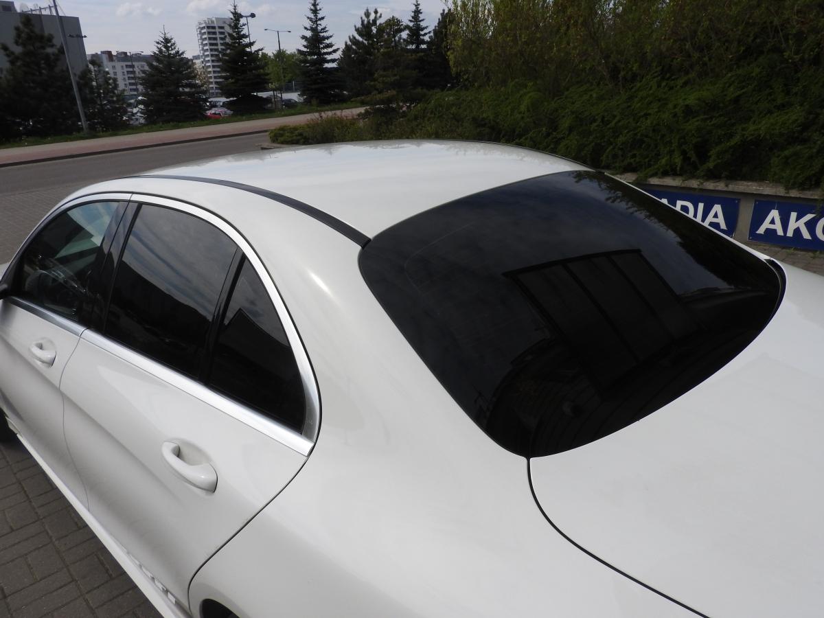 Mercedes W205 C63 - Przyciemnianie Szyb