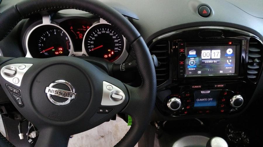 Nissan Juke - GMS 6401
