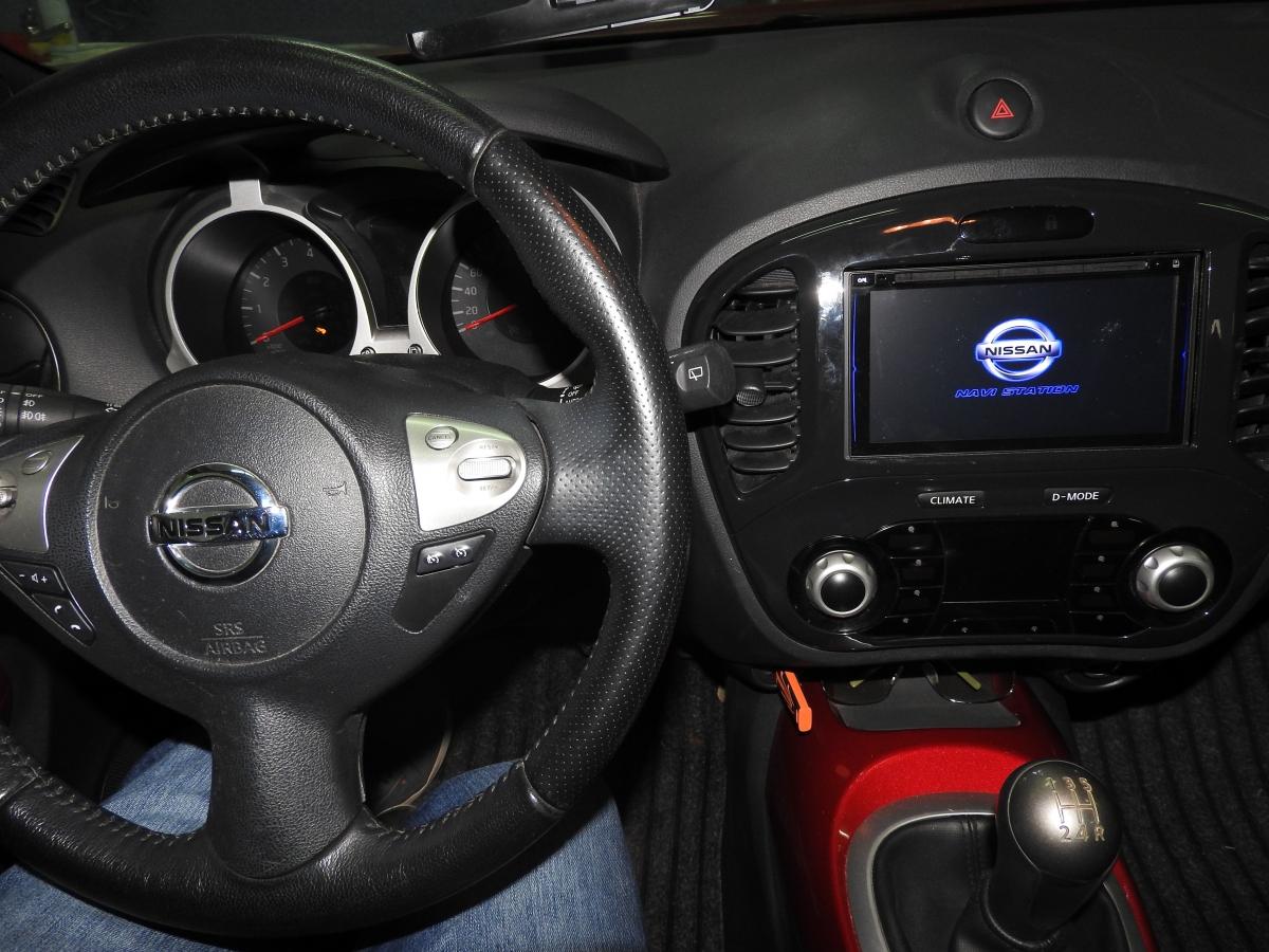 Nissan Juke - GMS 6808