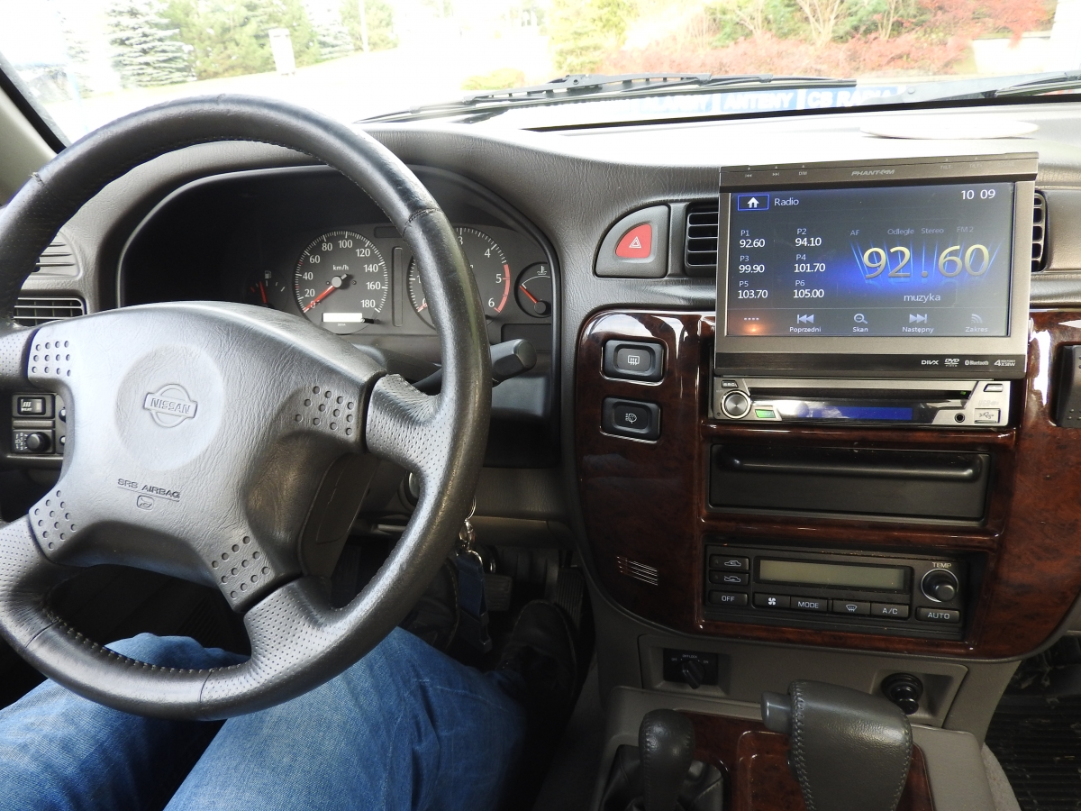 Nissan Patrol GR - Phantom AVX 1057