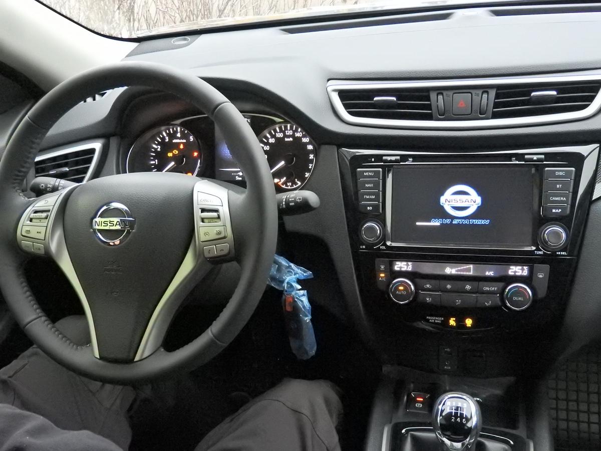 Nissan X-trail - Adayo CE4MX9