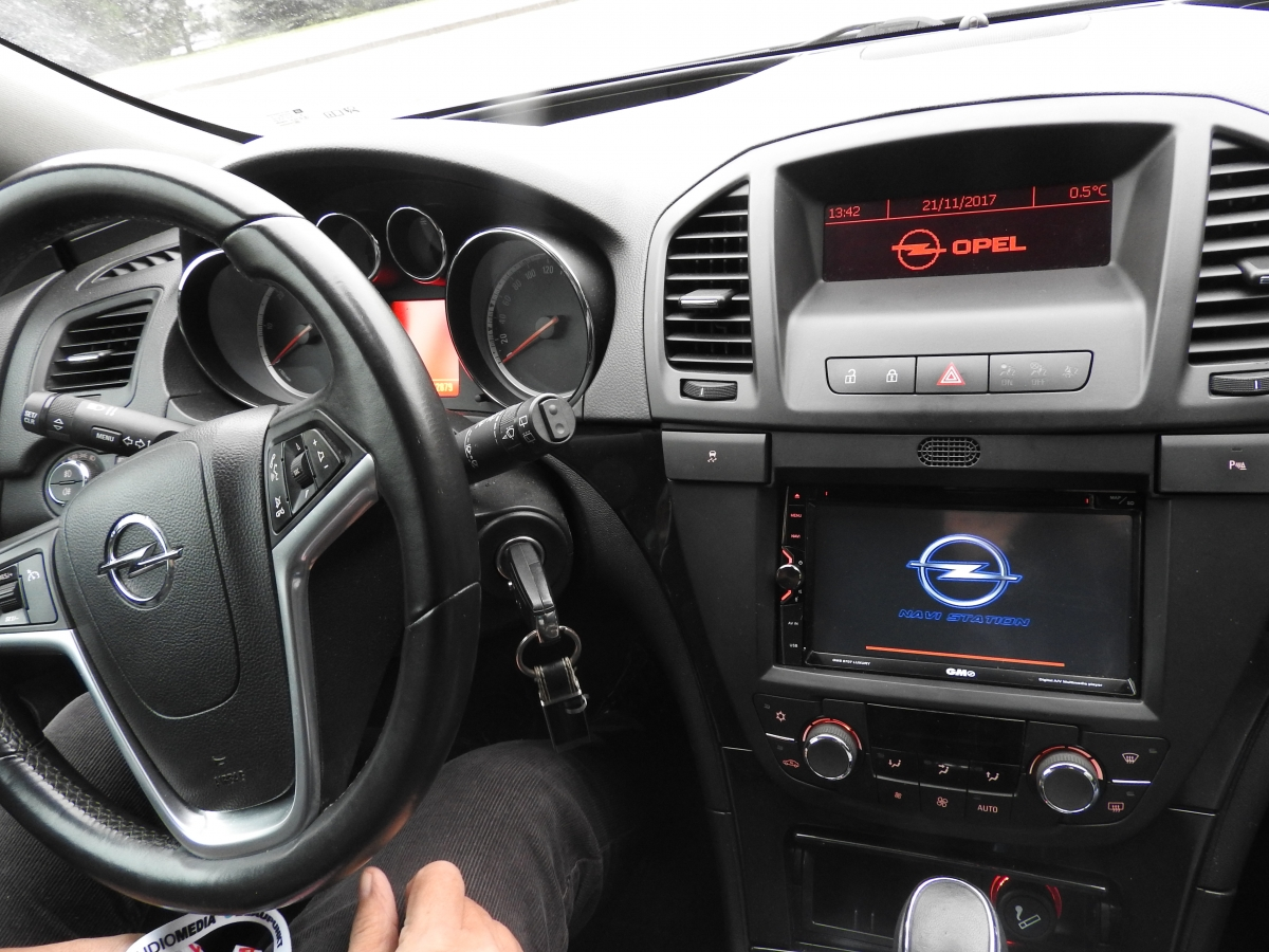 Opel Insignia - GMS 6707