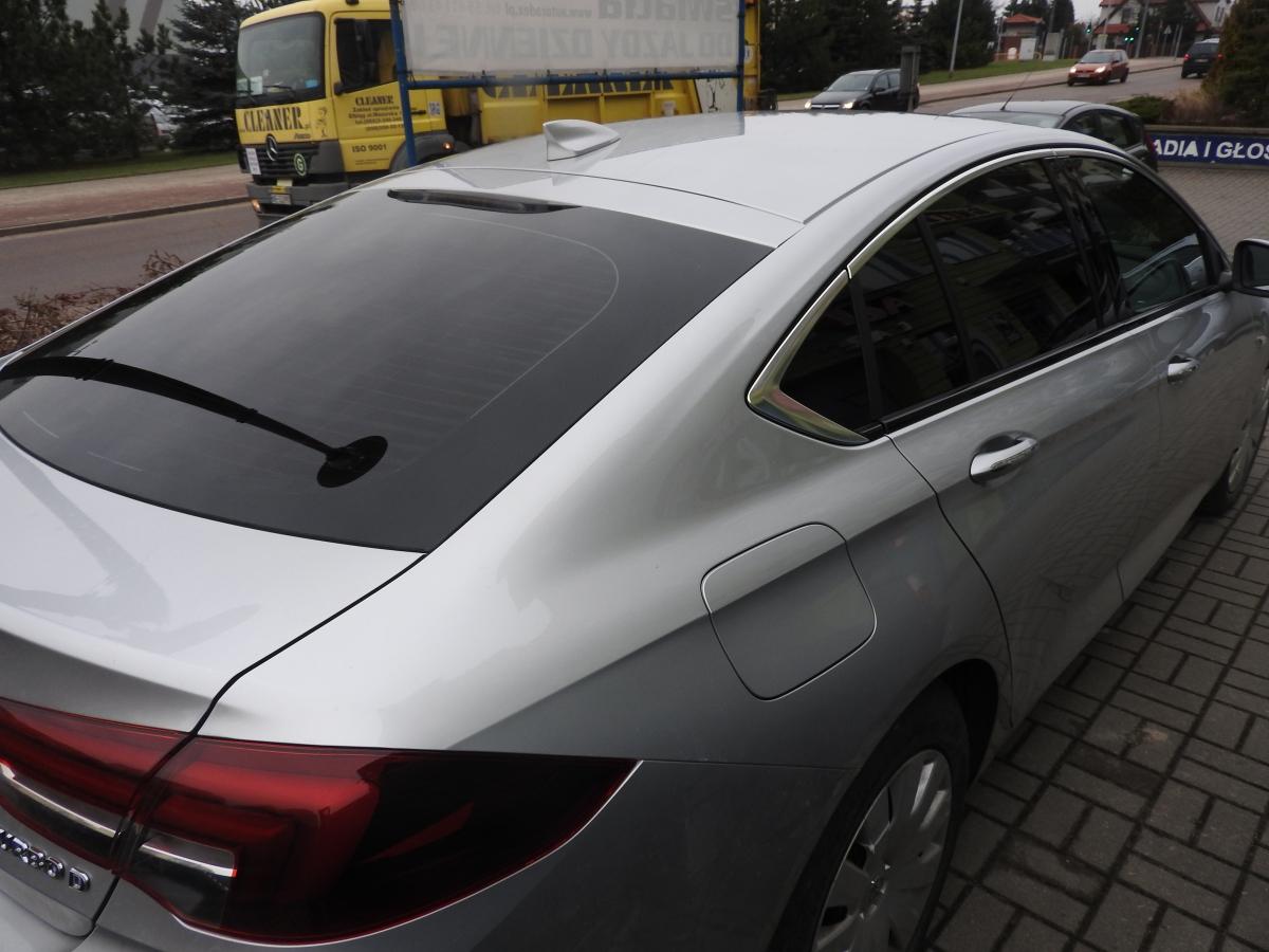 Opel Insygnia - przyciemnianie szyb