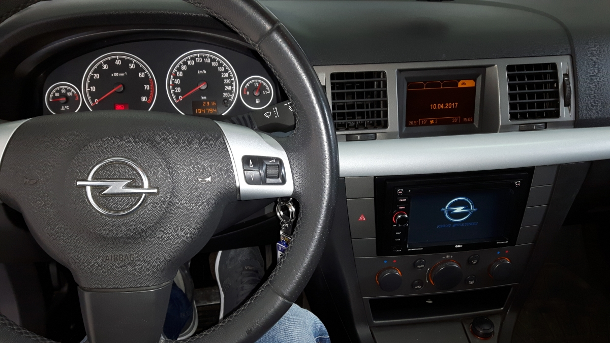 Opel Vecta C - GMS 6323