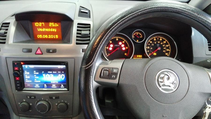 Opel Zafira - GMS 6401