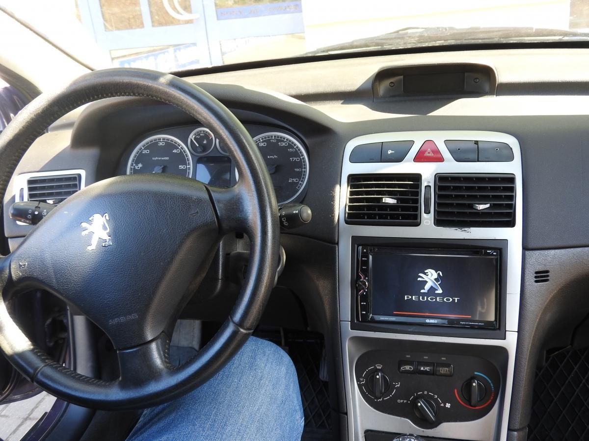 Peugeot 307 SW - GMS 6707