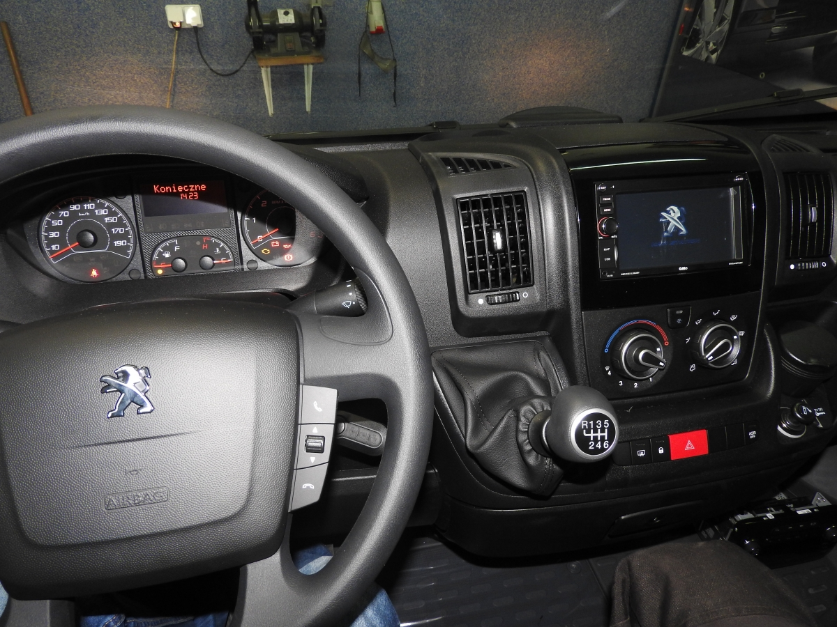 Peugeot Boxer - GMS 6323