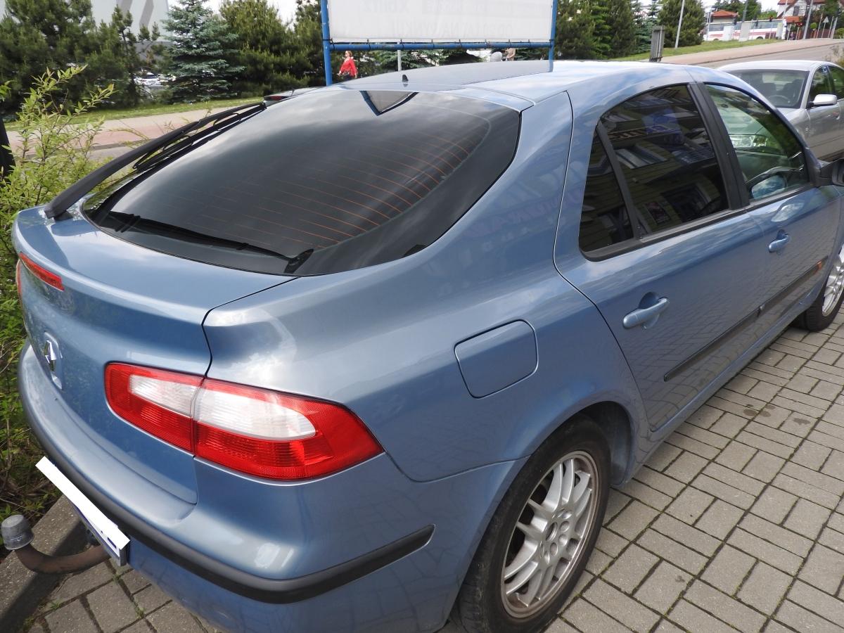 Renault Laguna - Przyciemnianie Szyb