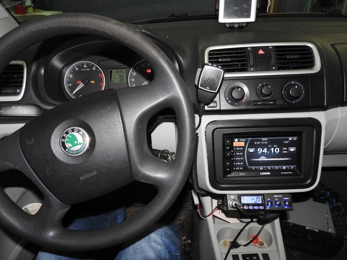 Skoda Roomster - American Legend AMC 661