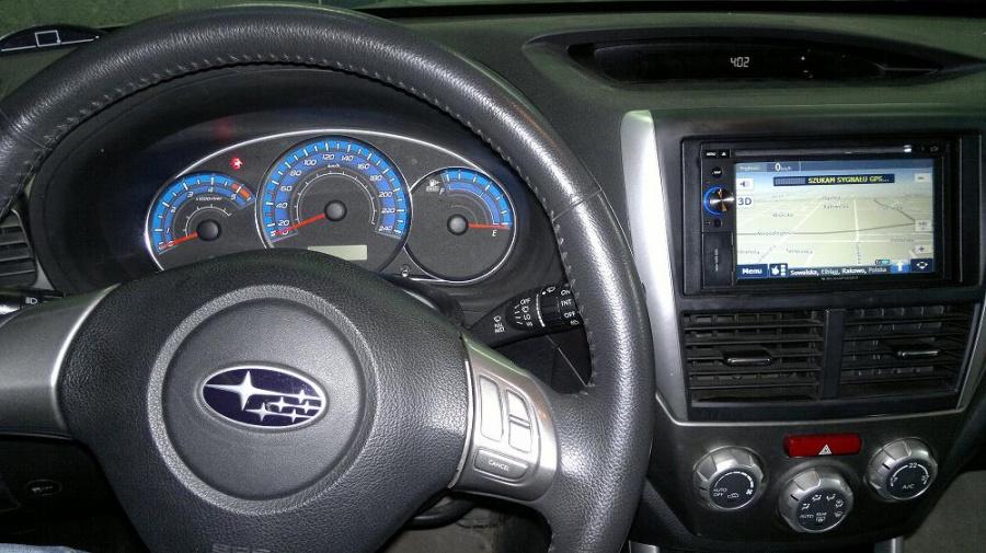 Subaru Forester - Blaupunkt