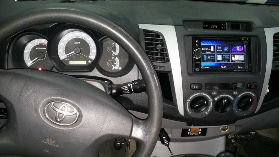 Toyota - Clarion