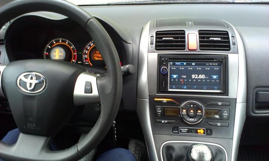 Toyota Auris - Blaupunkt