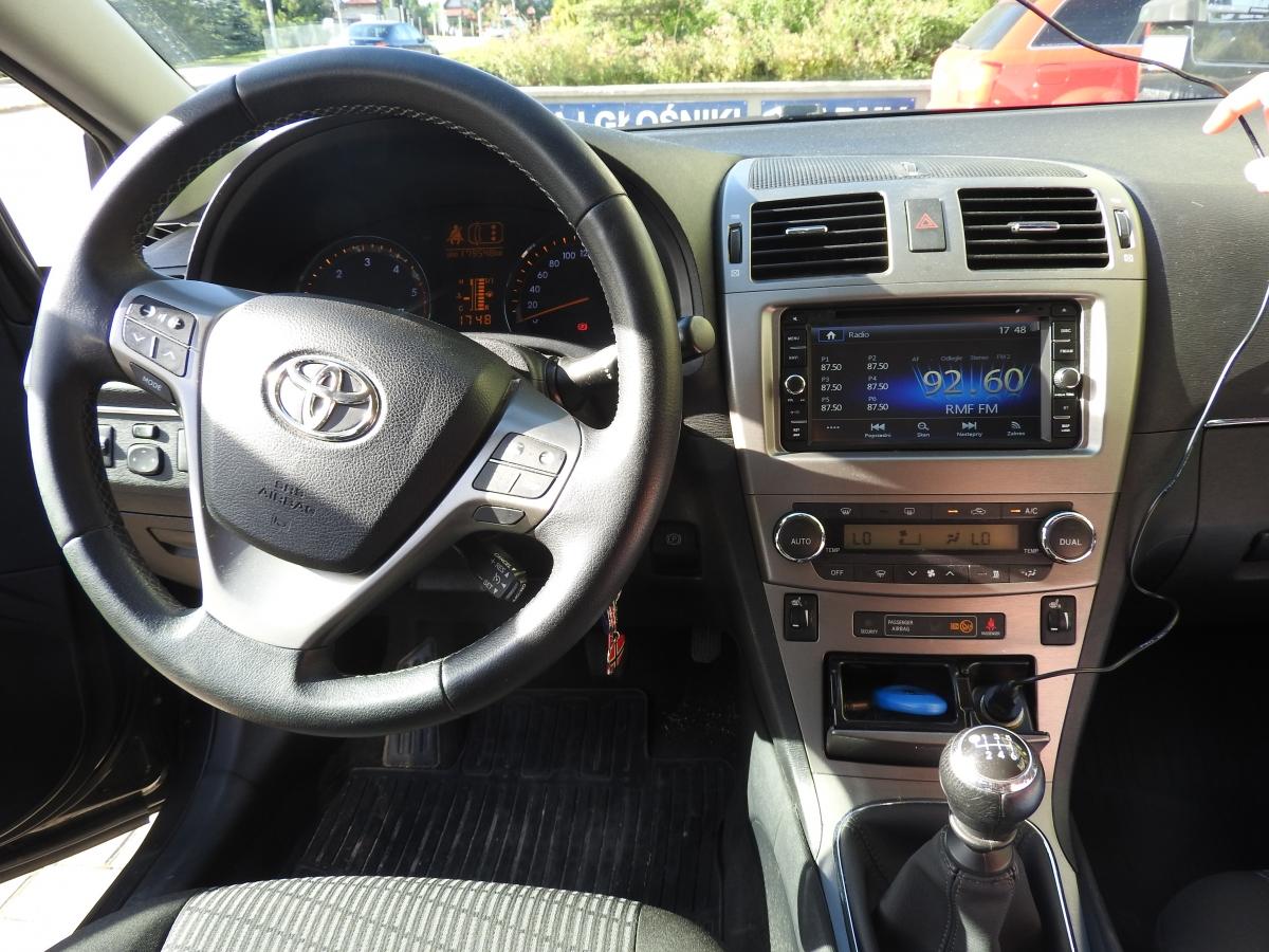Toyota Avensis - ACS