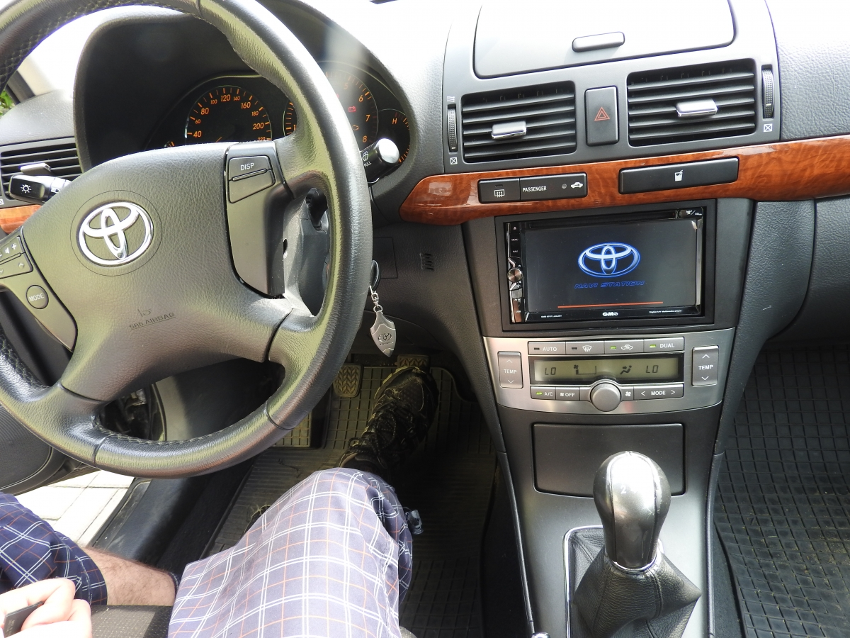Toyota Avensis T25 - GMS 6707