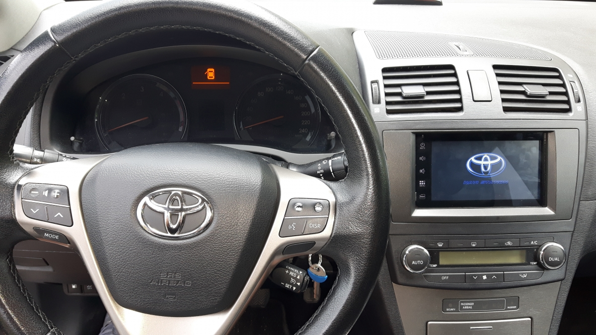 Toyota Avensis T27 - GMS 6818
