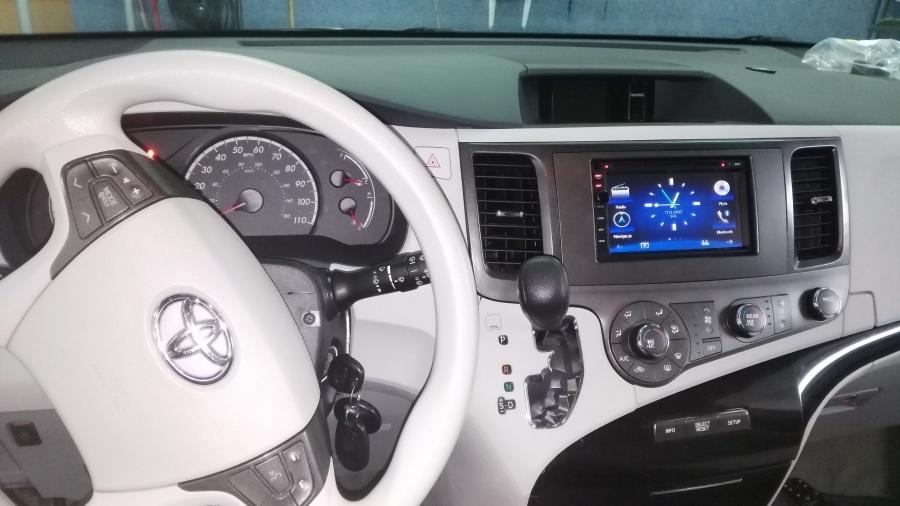 Toyota Sienna - GMS 6501