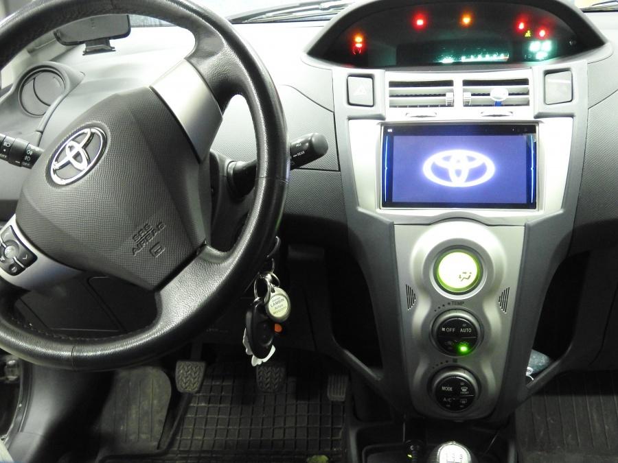 Toyota Yaris - GMS 6808