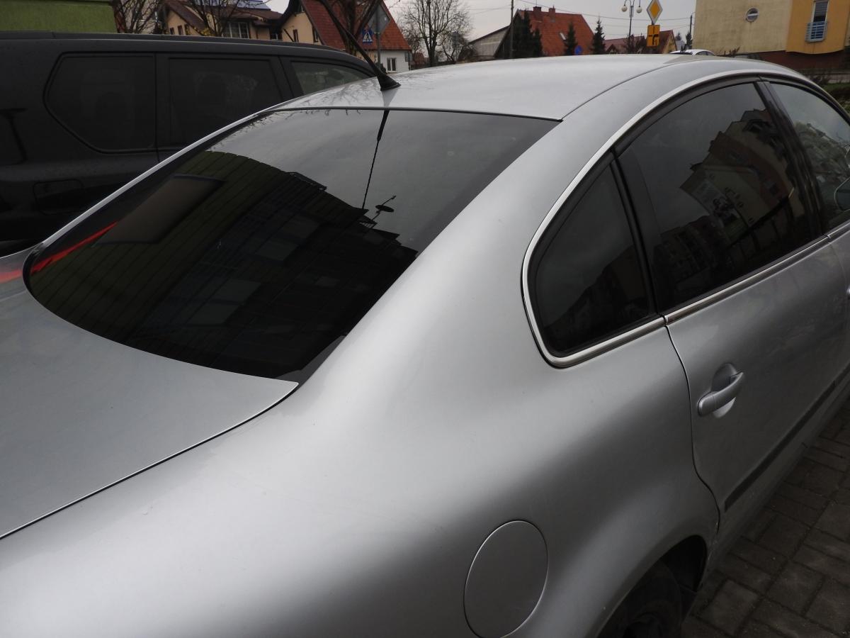 VW Passat - Przyciemnianie Szyb