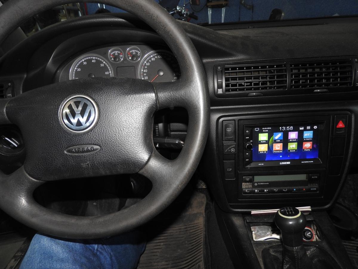 VW Passat B5 - American Legend AMC-661