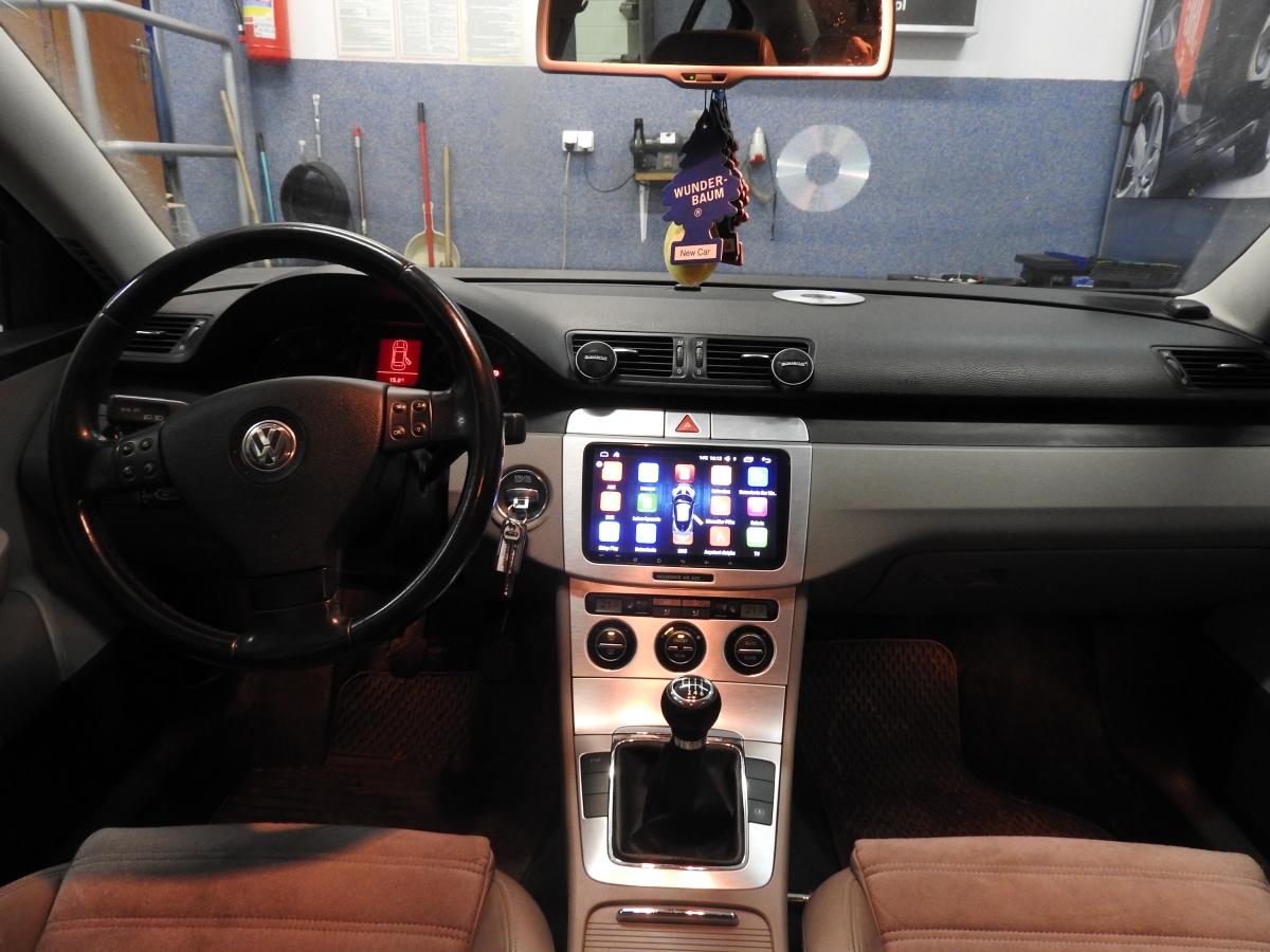 VW Passat B6 - GMS AN6CV8