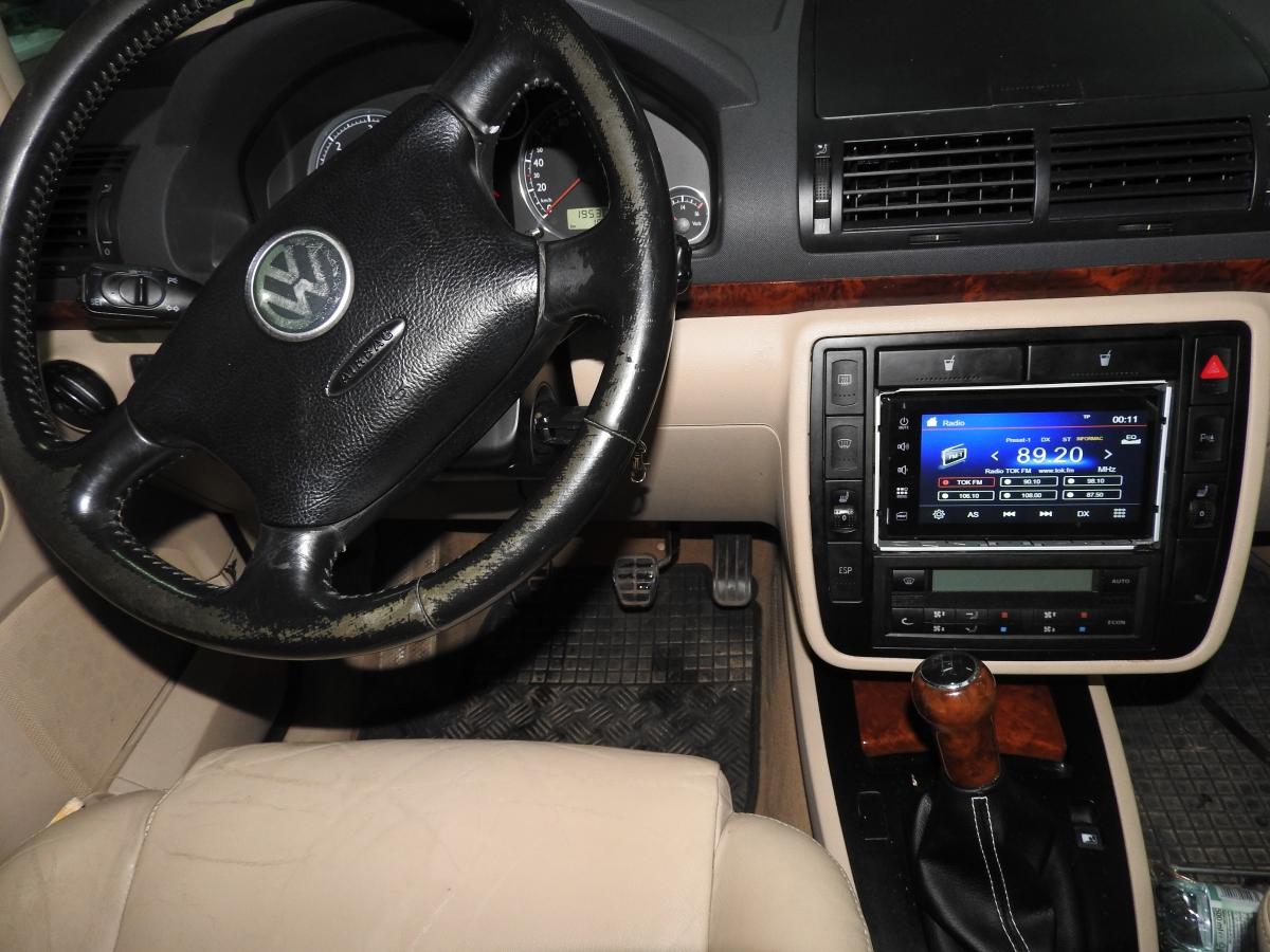 VW Sharan - GMS 6818