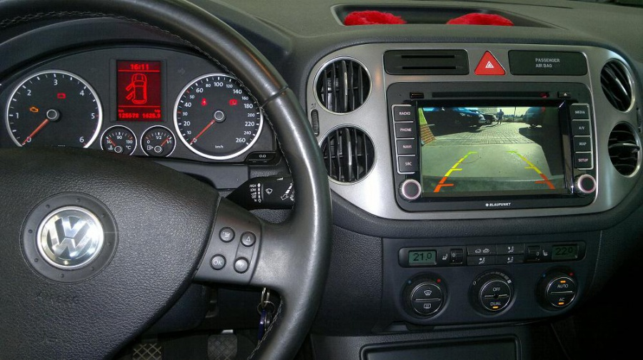 VW Tiguan - Blaupunkt Philadelphia