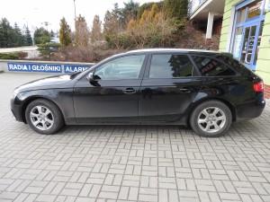 Audi A4 B5 Combi - Przyciemnianie Szyb